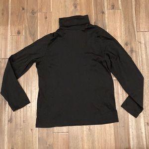 J. Crew Black Turtleneck Sweater. Size XXL. EUC.